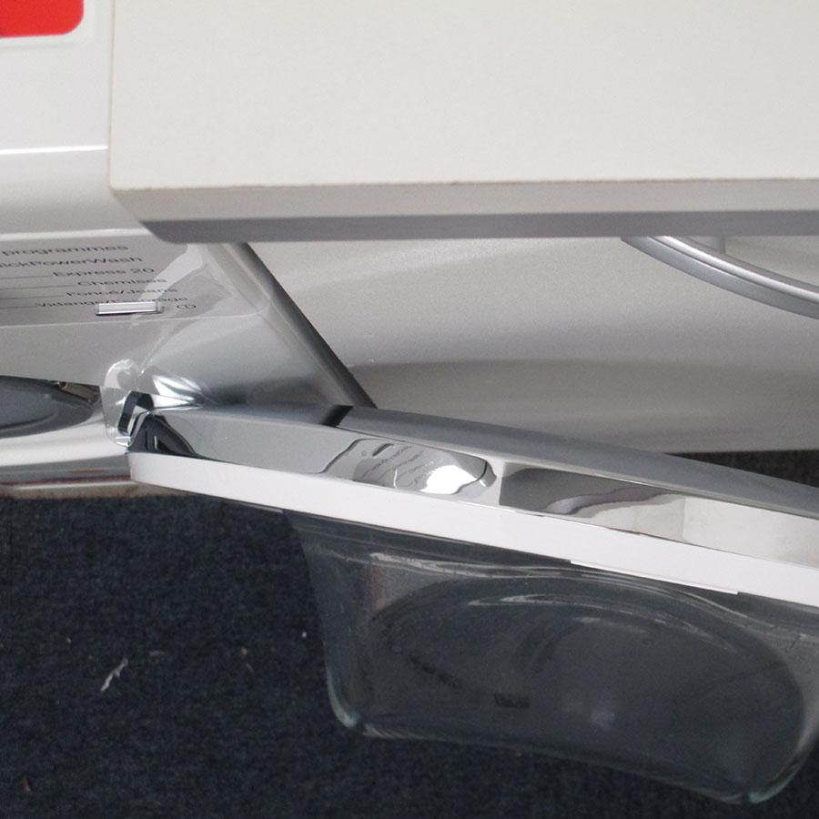 Miele WKH122WPS - Angle d'ouverture de la porte