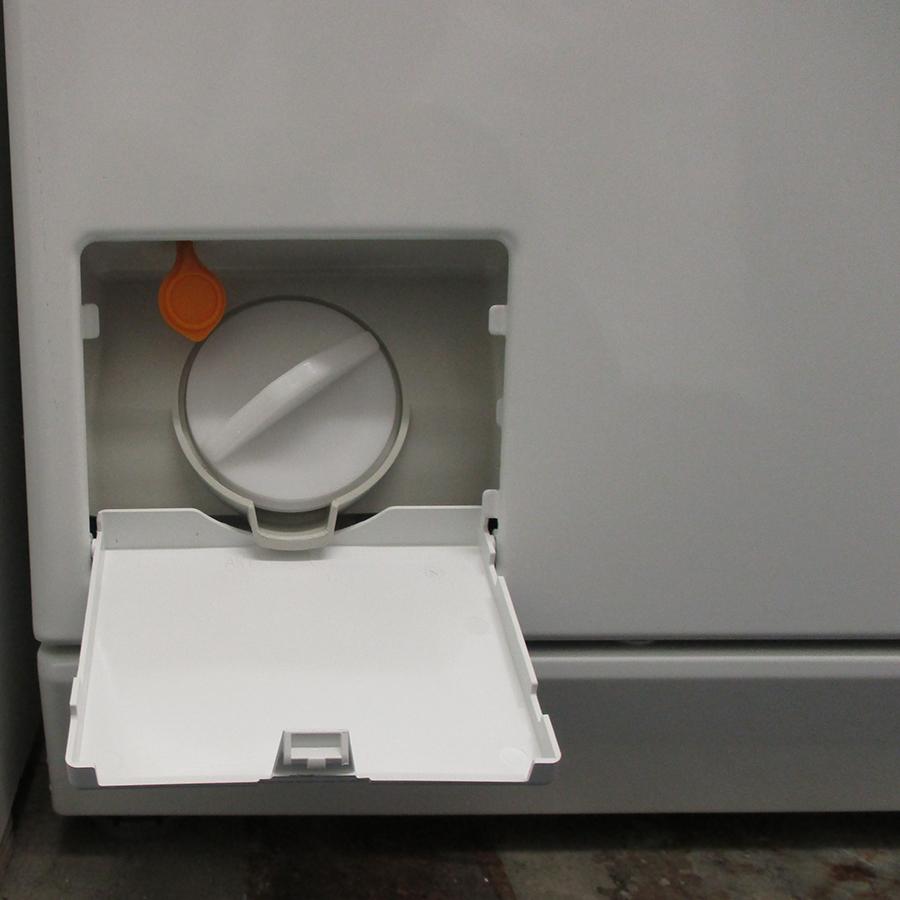 Miele WW 610 WCS - Bouchon du filtre de vidange