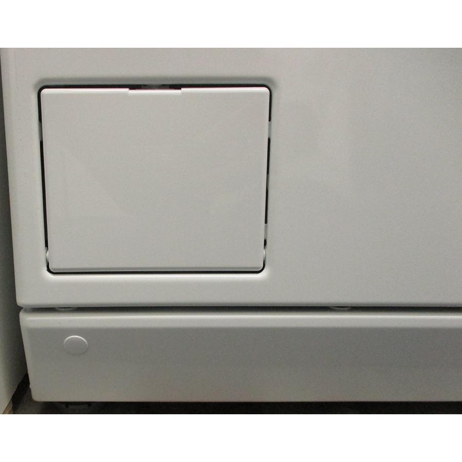 Miele WW 610 WCS - Trappe du filtre de vidange