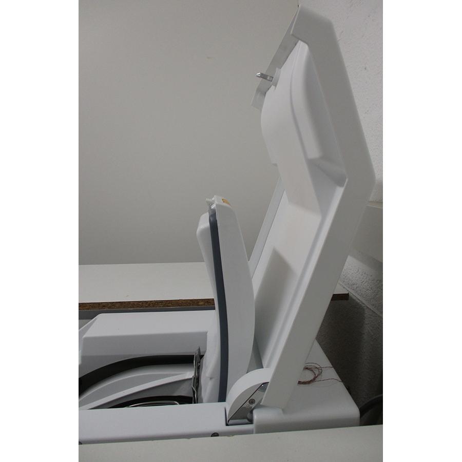 Miele WW 610 WCS - Angle d'ouverture de la porte