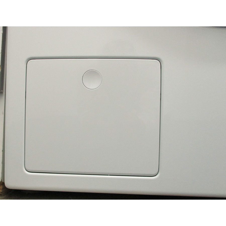 Miele WWD120 - Trappe du filtre de vidange