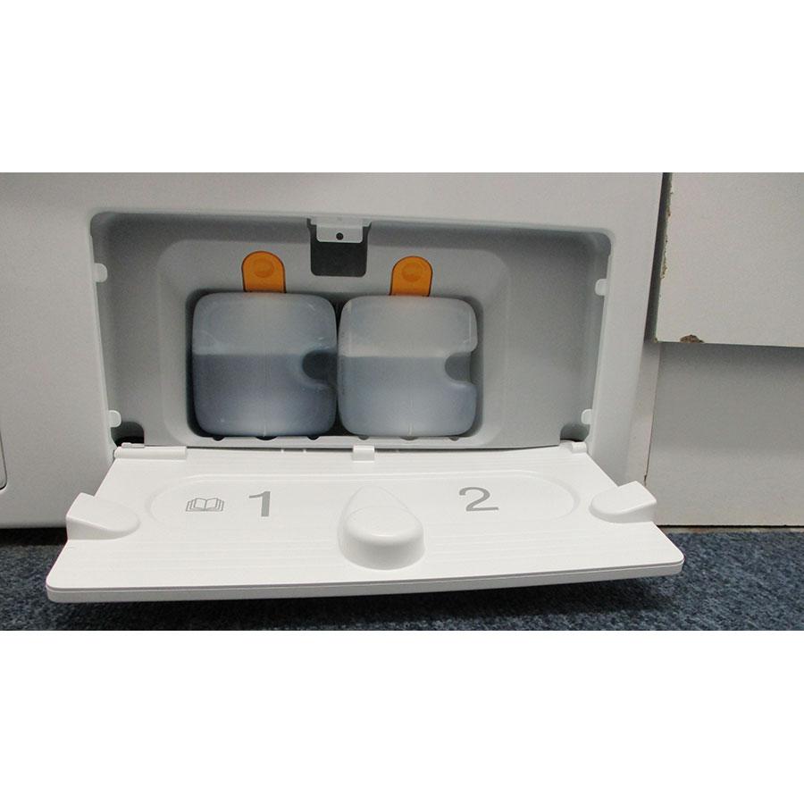 Miele WWG660 - Distributeur de lessive liquide intégré (TwinDos de Miele)