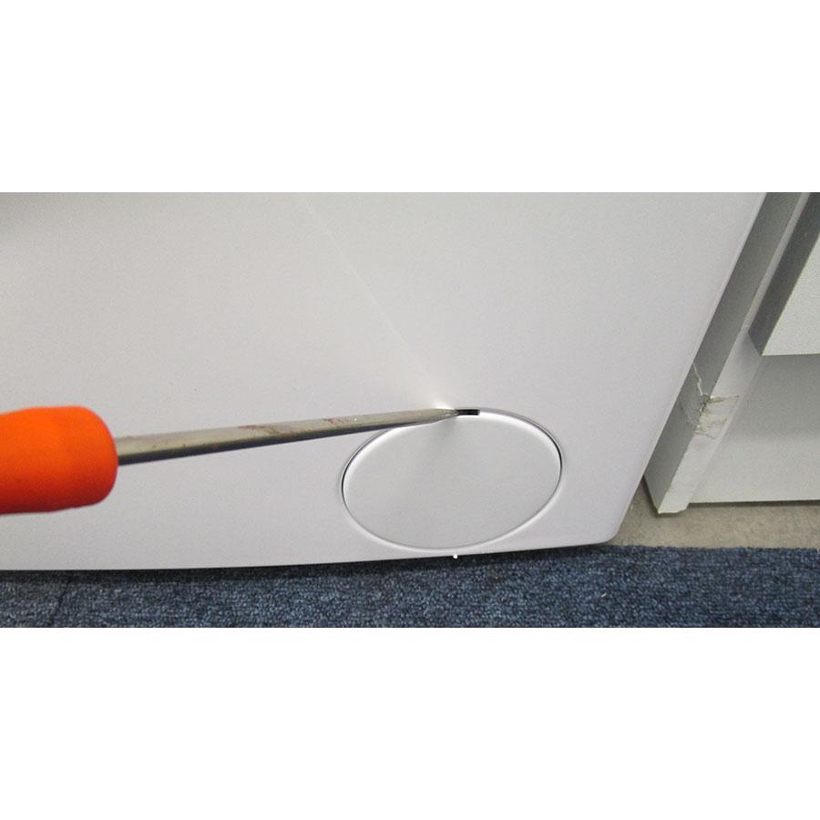 Proline FP 610 W - Outil nécessaire pour accéder au filtre de vidange