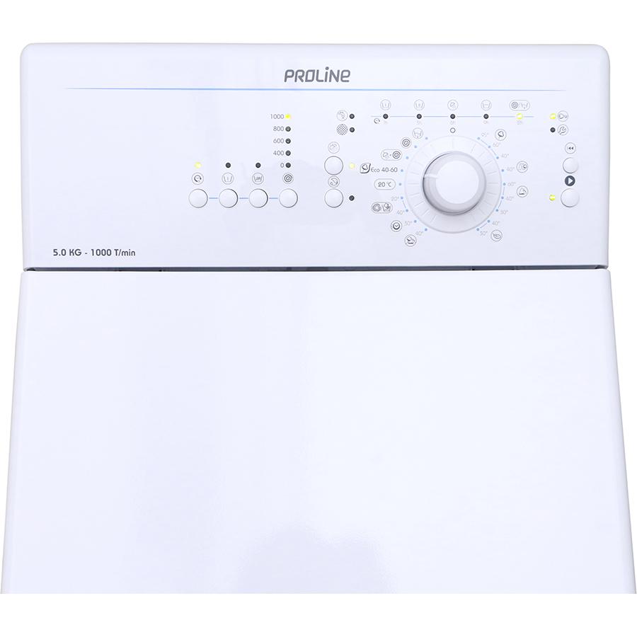 Proline PTL5100/N - Bandeau de commandes