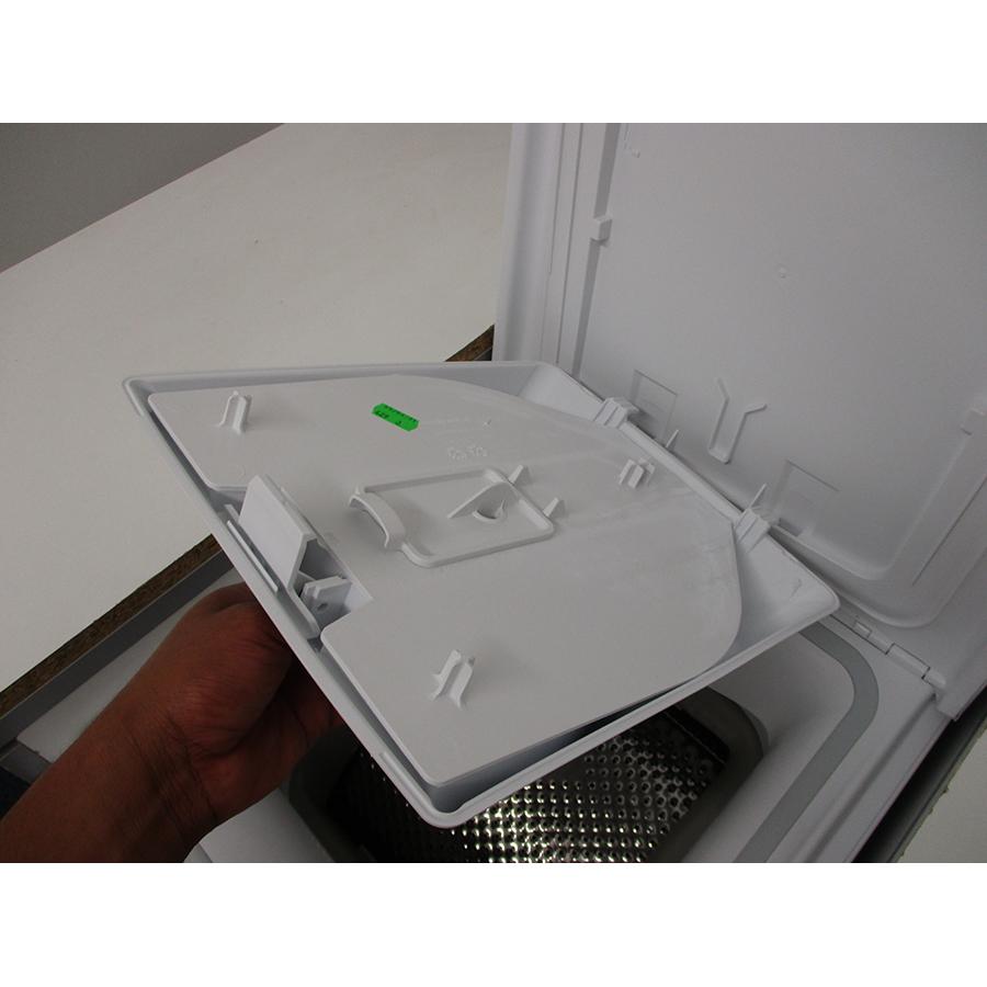 Proline PTL5100/N - Retrait du bac à produit