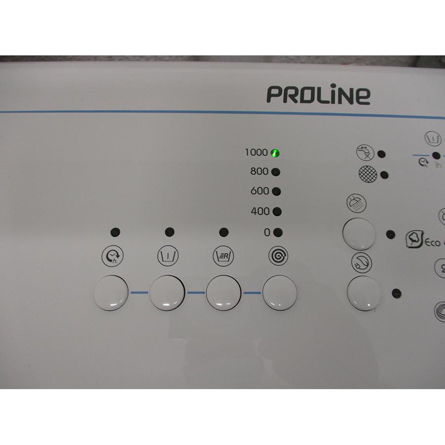 Proline PTL5100/N - Touches d'option