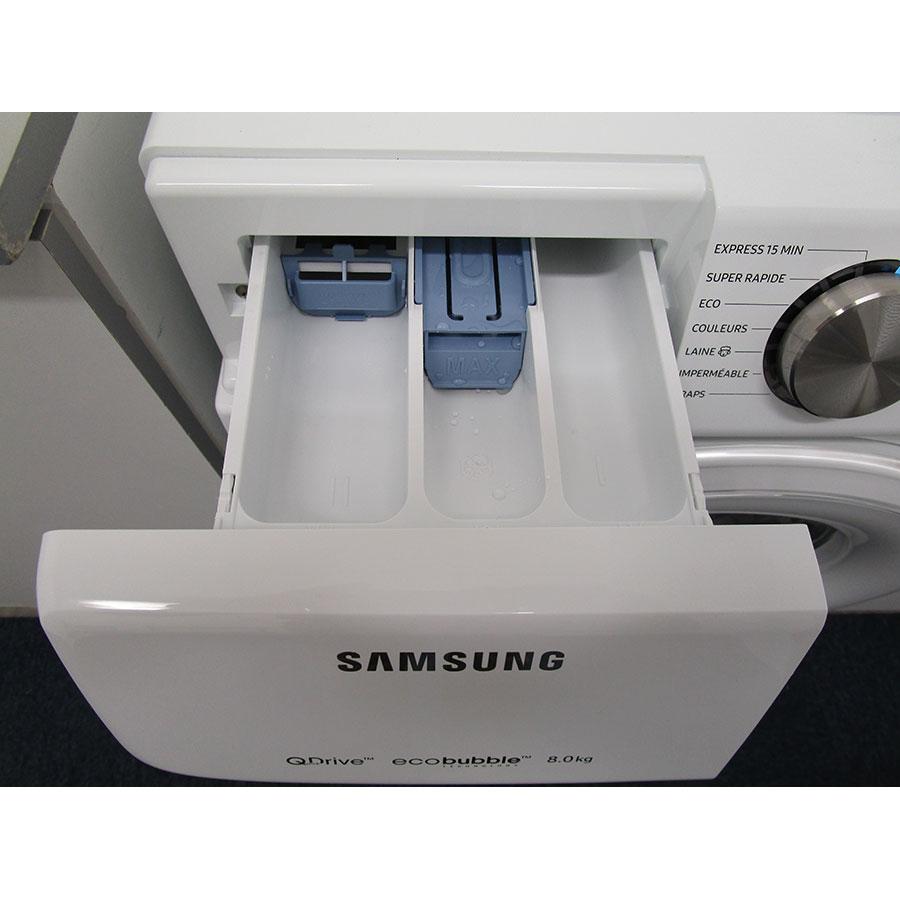 Samsung QuickDrive WW80M645OCW(*10*) - Accessoire pour lessive liquide