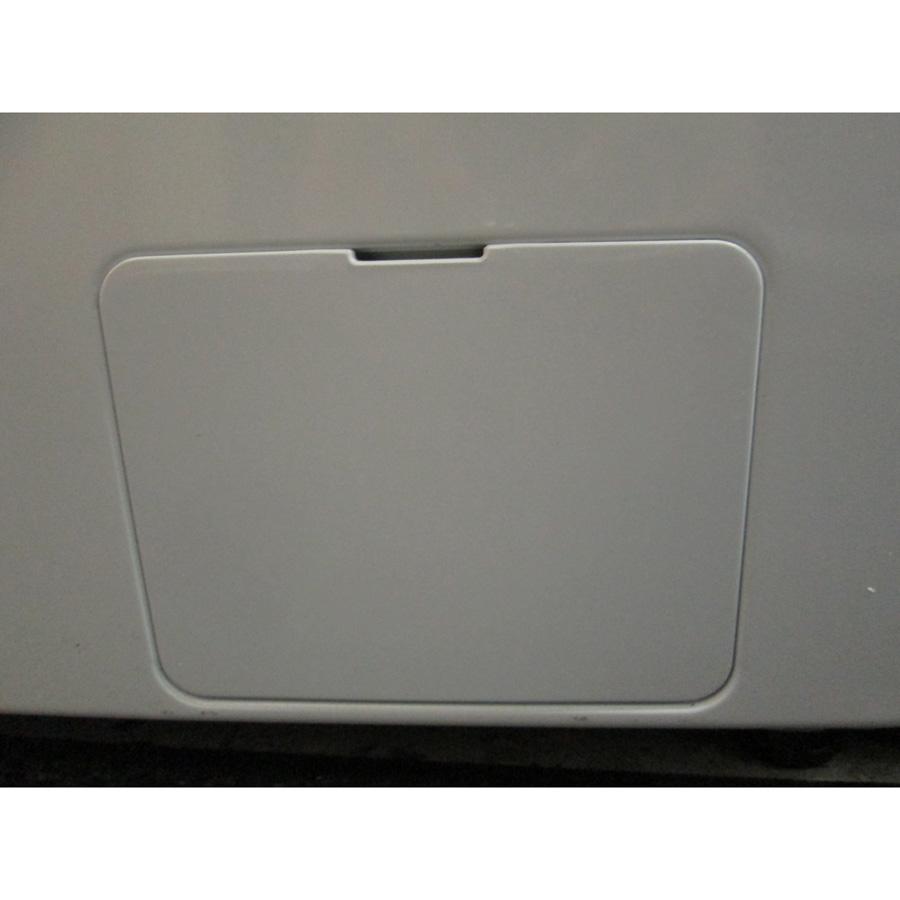 Samsung WF80F5E3U4W Eco Bubble (*19*) - Trappe du filtre de vidange
