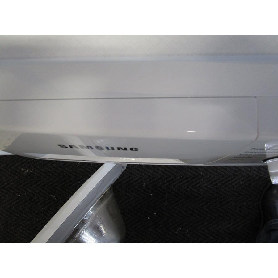 Samsung WF90F5E3U4W  - Angle d'ouverture de la porte