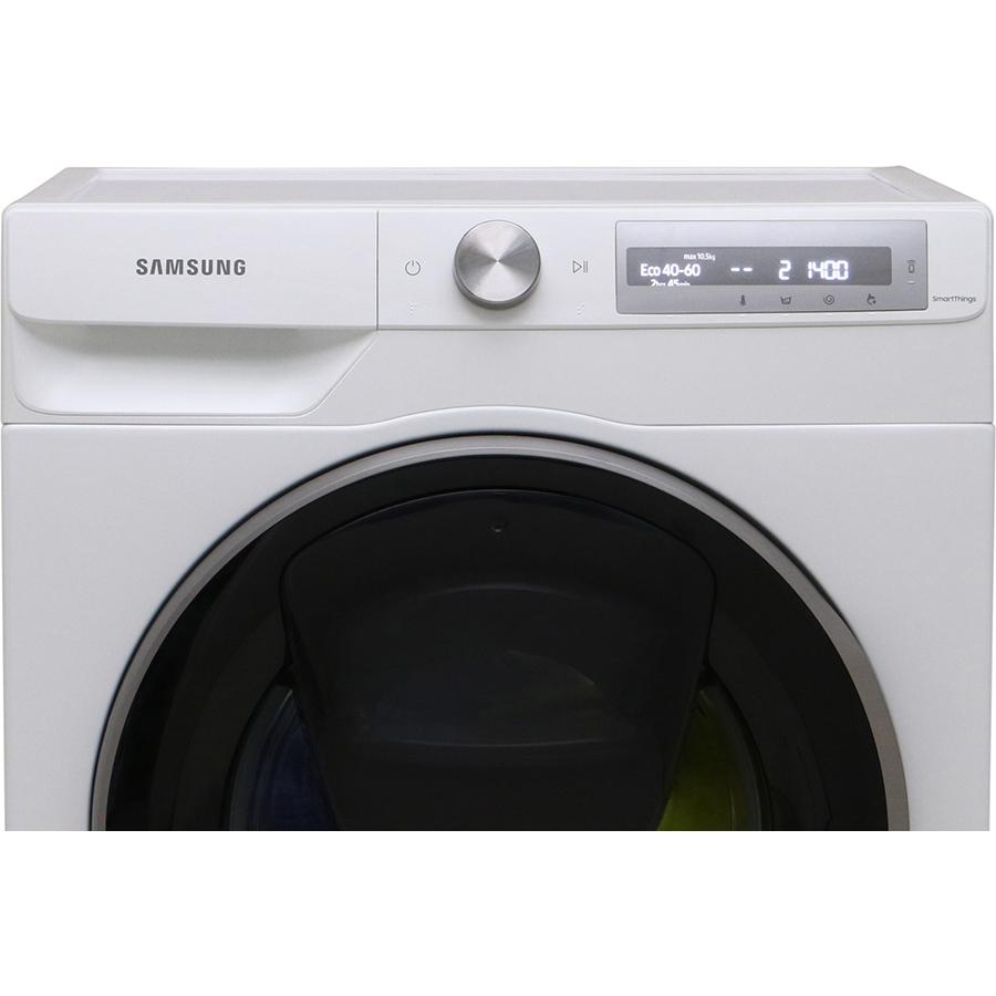 Samsung WW10T684DLH - Bandeau de commandes