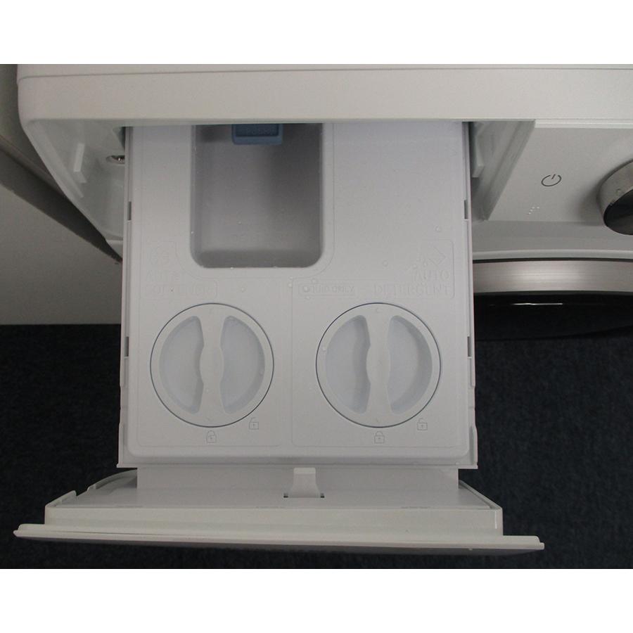 Samsung WW10T684DLH - Compartiments à produits lessiviels