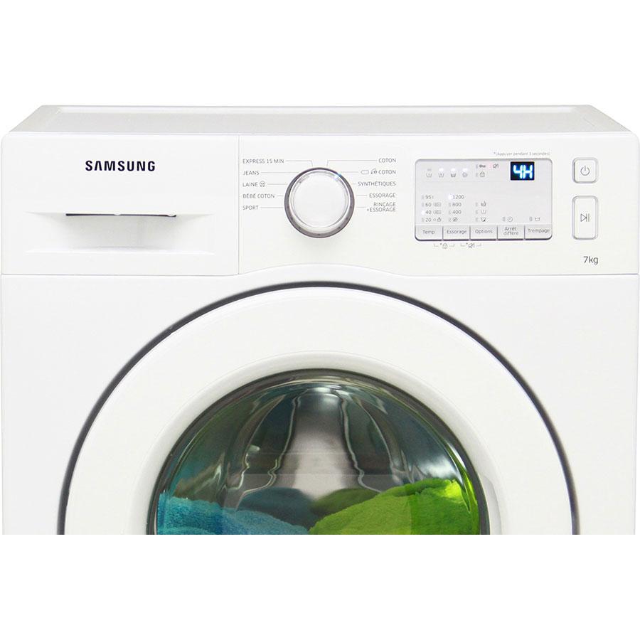 Samsung WW70J3283KW 1  - Vue principale