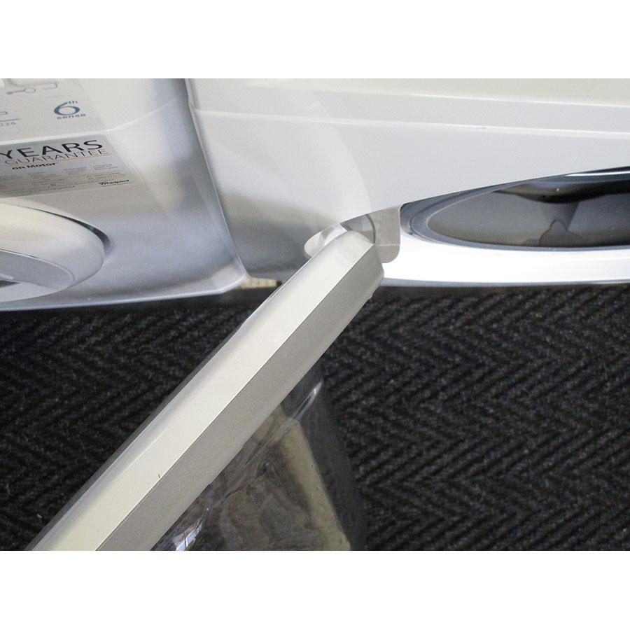 Samsung WW70J3283KW 1  - Angle d'ouverture de la porte