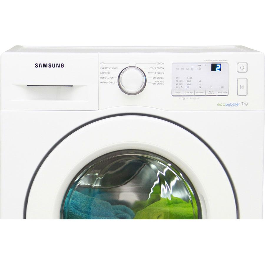 Samsung WW70J3467KW - Vue principale
