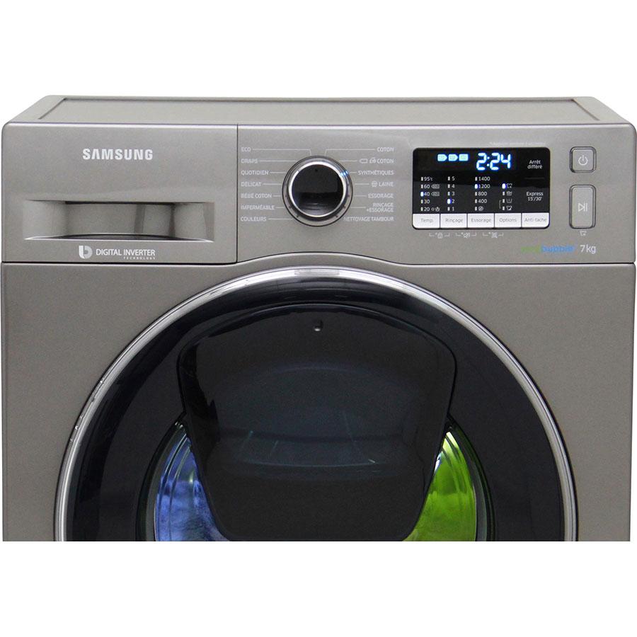 Samsung WW70K5410UX - Vue principale