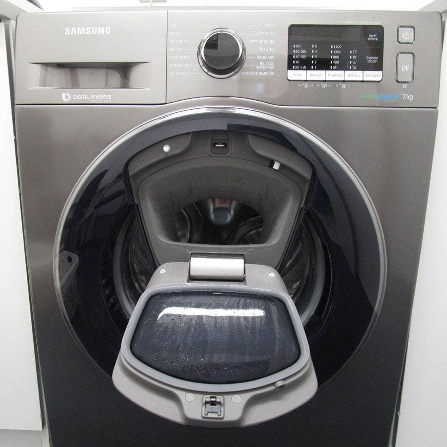 test samsung ww70k5410ux lave linge ufc que choisir. Black Bedroom Furniture Sets. Home Design Ideas