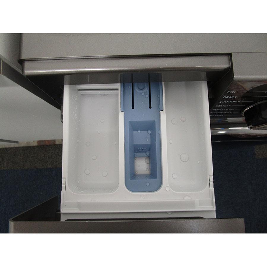 Samsung WW70K5410UX - Compartiments à produits lessiviels