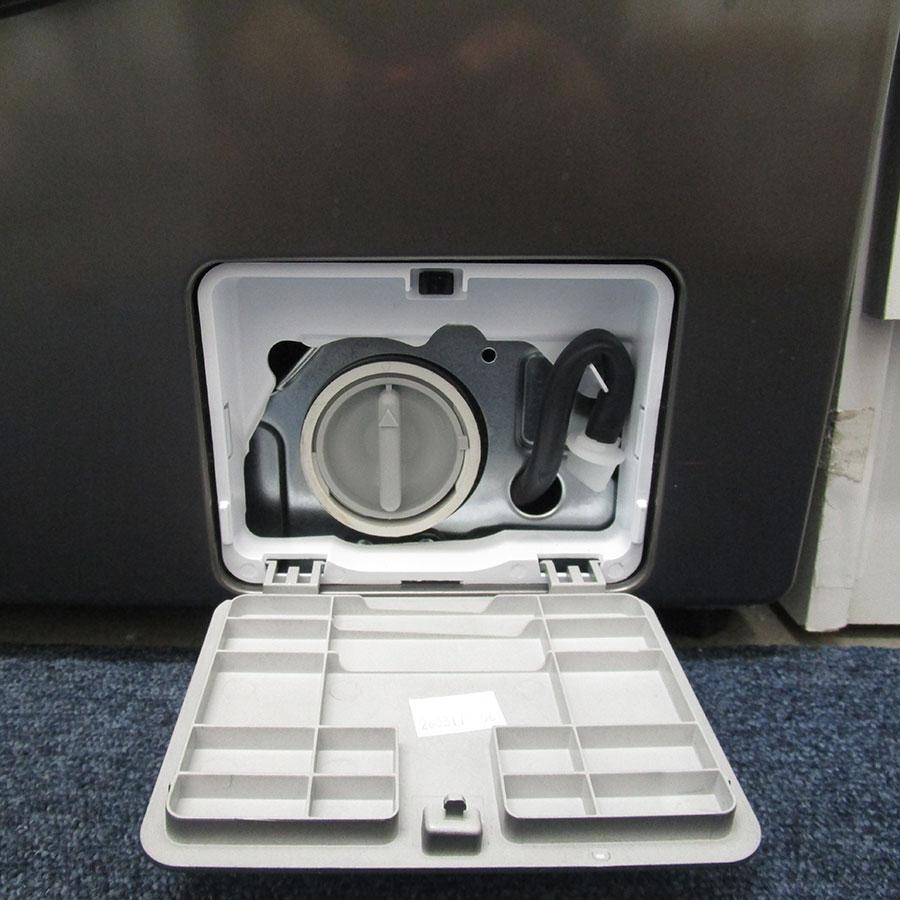 Samsung WW70K5410UX - Bouchon du filtre de vidange
