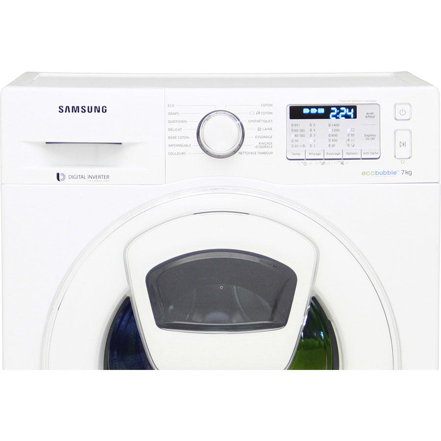 Samsung WW70K5413WW AddWash - Vue principale