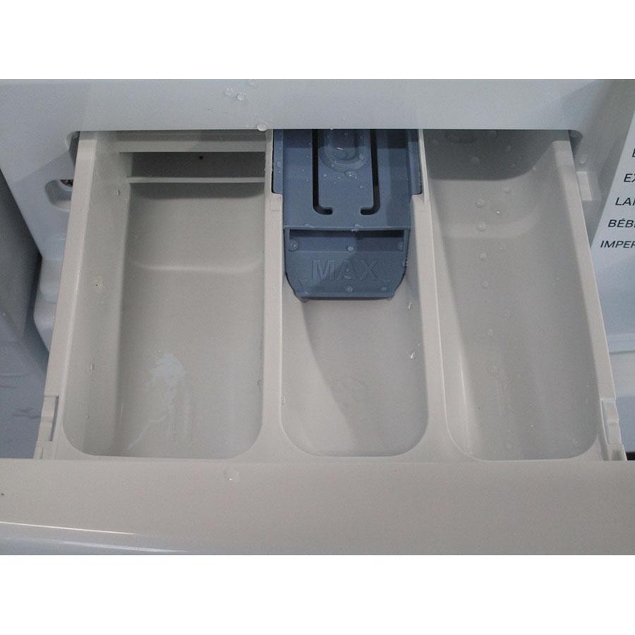 Samsung WW80J3267KW - Sérigraphie des compartiments