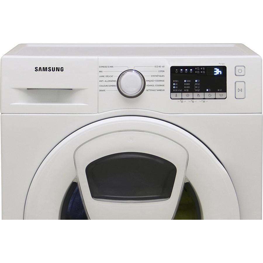 Samsung WW80T4540TE - Bandeau de commandes