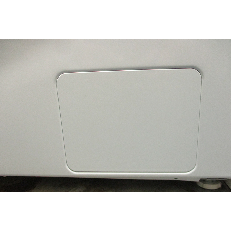 Samsung WW80T4540TE - Trappe du filtre de vidange