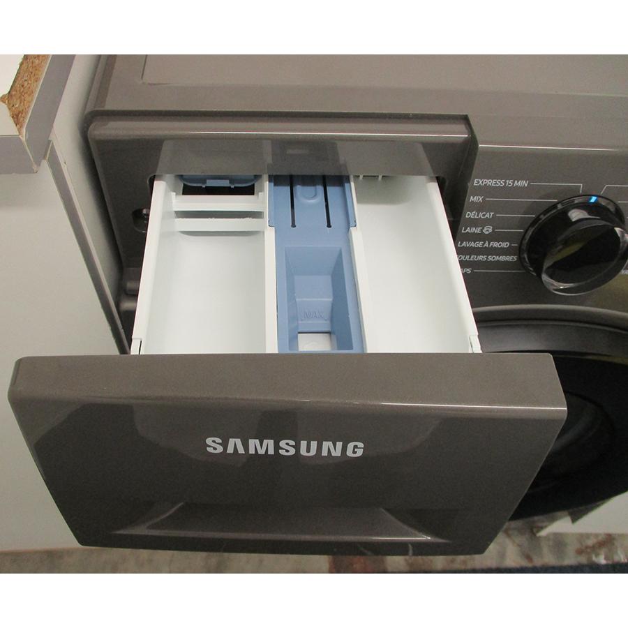 Samsung WW80TA026AX - Compartiments à produits lessiviels