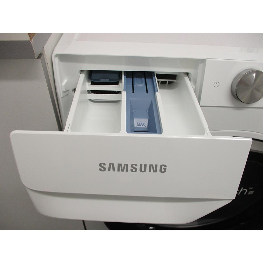 Samsung WW90T654DLH/S3 - Compartiments à produits lessiviels