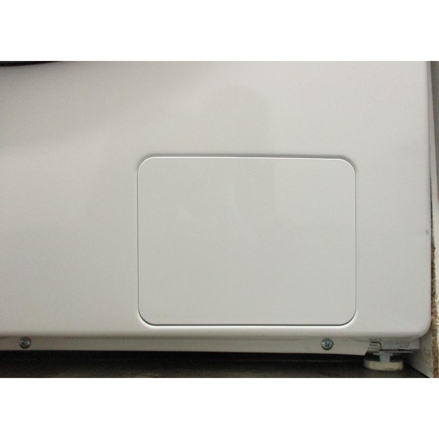 Samsung WW90T654DLH/S3 - Trappe du filtre de vidange