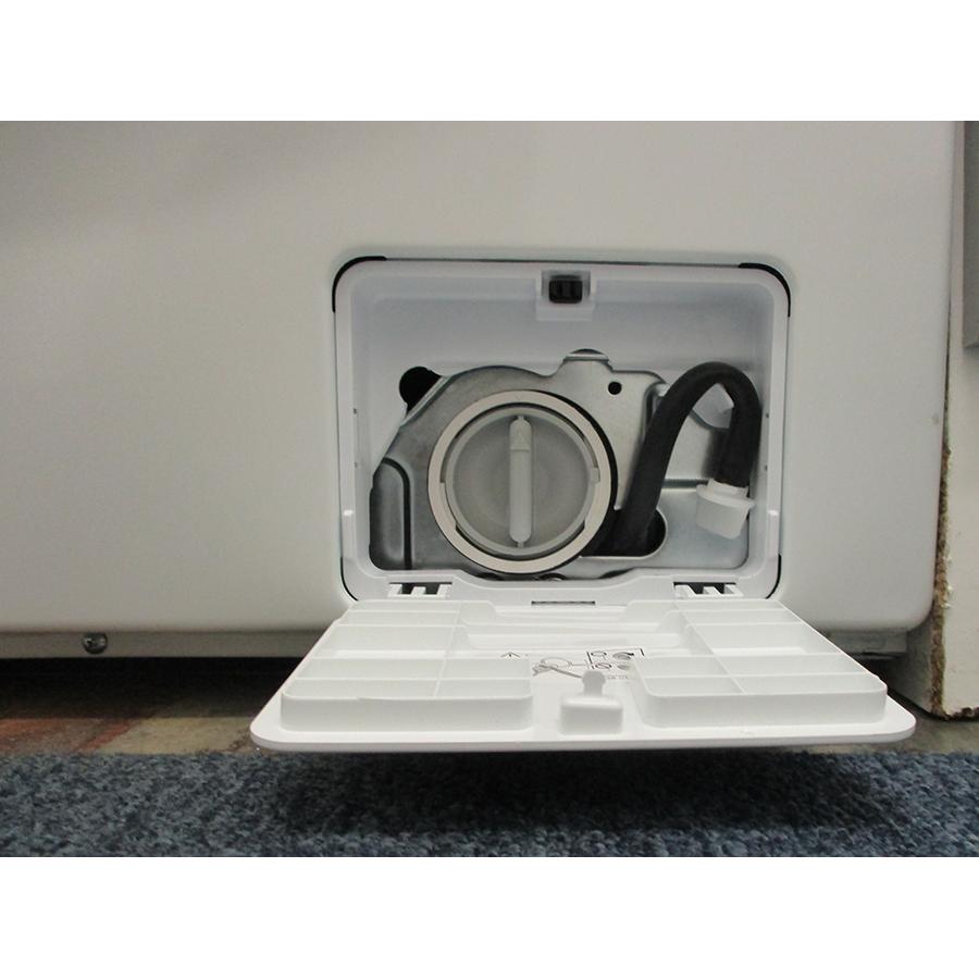 Samsung WW90T654DLH/S3 - Bouchon du filtre de vidange