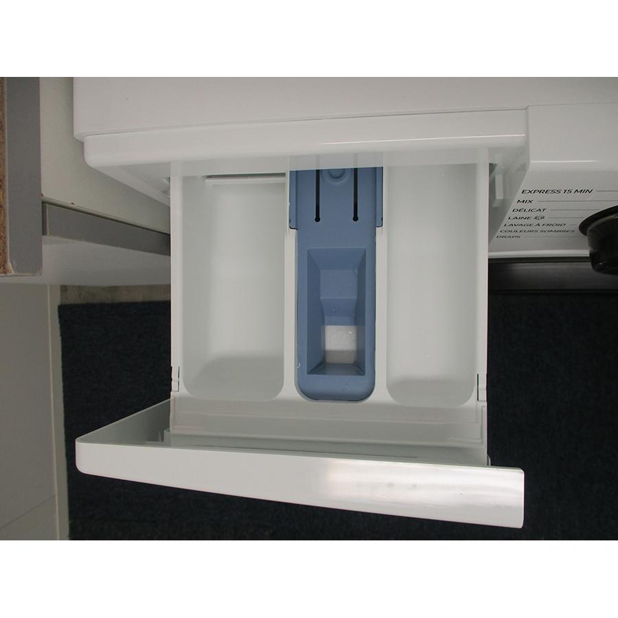 Samsung WW90TA026AE - Sérigraphie des compartiments