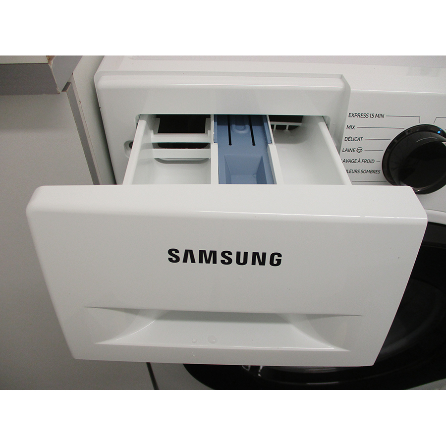 Samsung WW90TA026AE - Compartiments à produits lessiviels