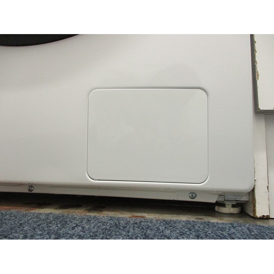 Samsung WW90TA026AE - Trappe du filtre de vidange