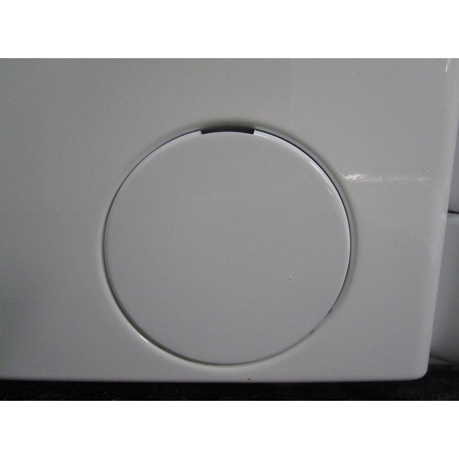 Sharp ES-FA7123W2 FR - Trappe du filtre de vidange