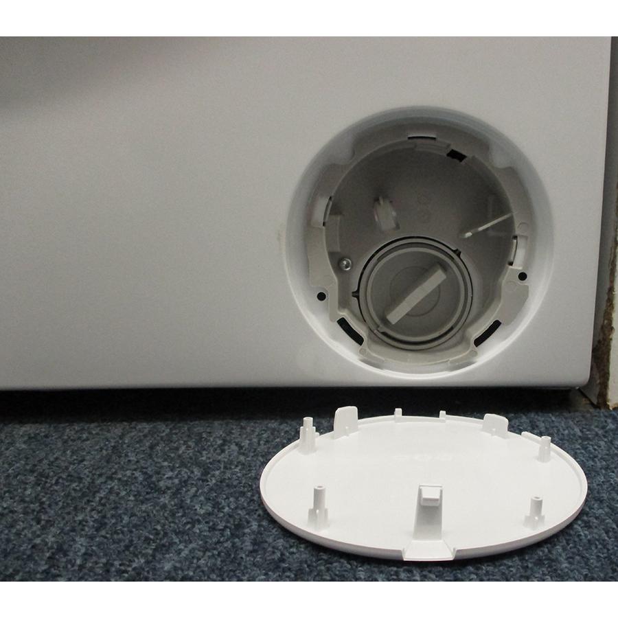 Sharp ESNFB7141WD - Bouchon du filtre de vidange