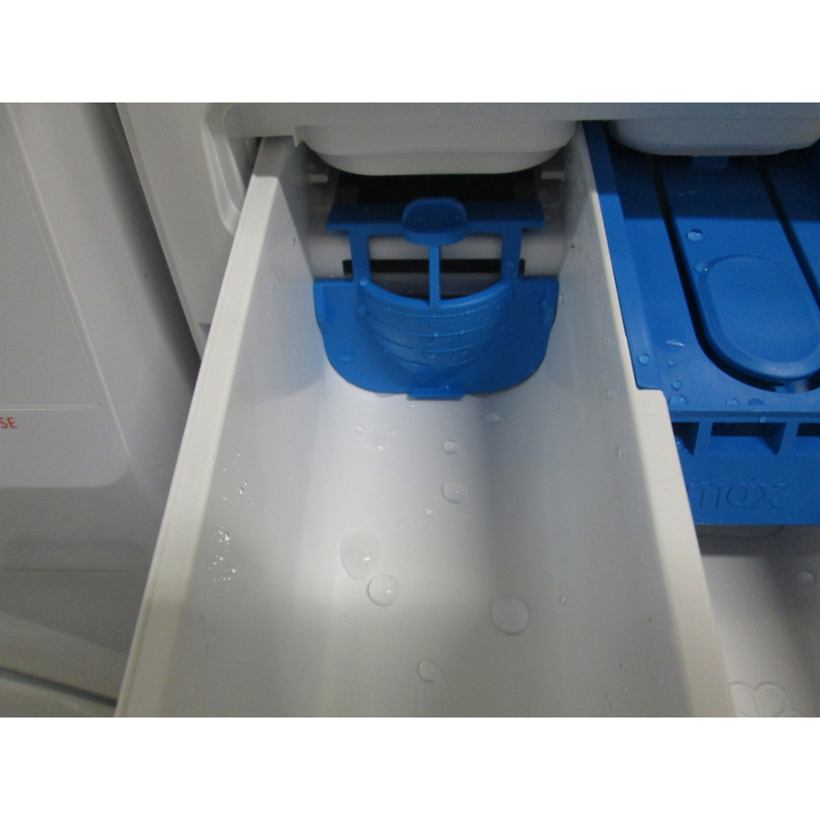 Siemens WM12K260FF iQ300 (*14*) - Accessoire pour lessive liquide