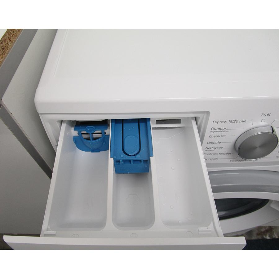 Siemens WM12N209FF - Compartiments à produits lessiviels