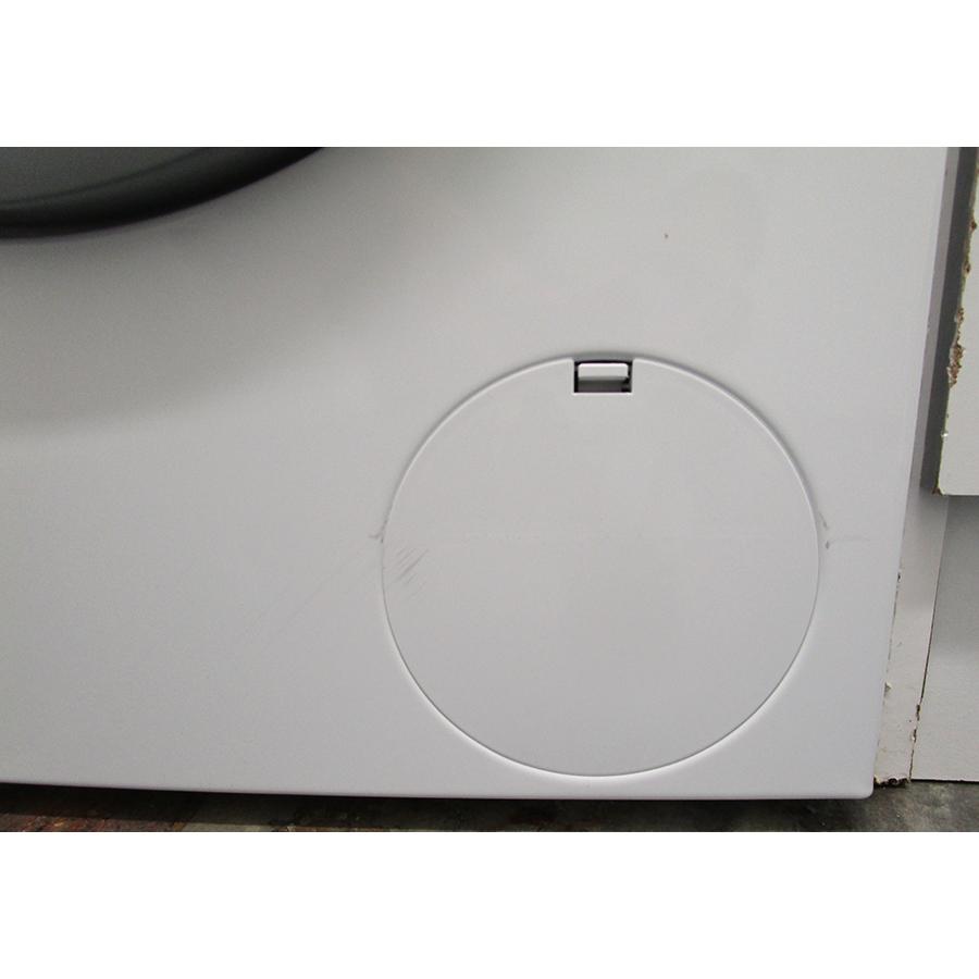 Siemens WM12N209FF - Trappe du filtre de vidange