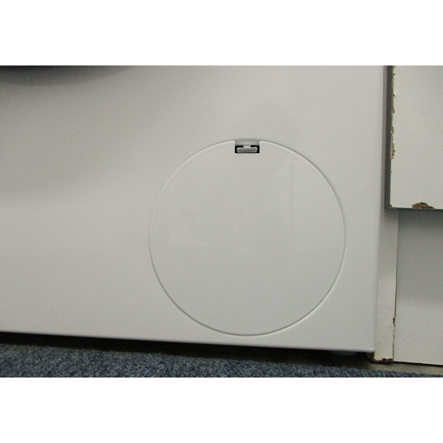 Siemens WM14N207FF - Trappe du filtre de vidange