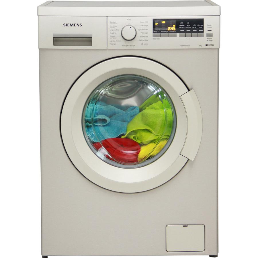 Test siemens wm14q49xff lave linge ufc que choisir for Lave linge que choisir