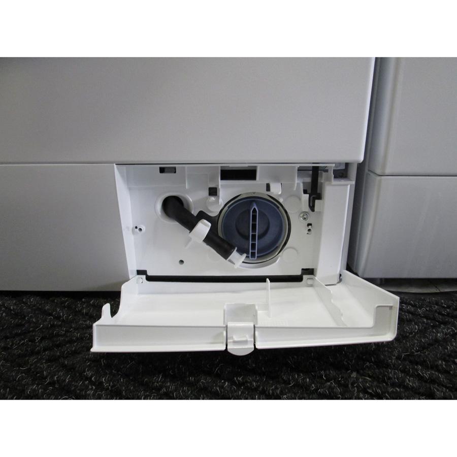 Siemens WM14S485FF iQ500 - Bouchon du filtre de vidange