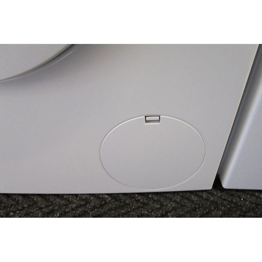 Siemens WM14T360FF - Trappe du filtre de vidange