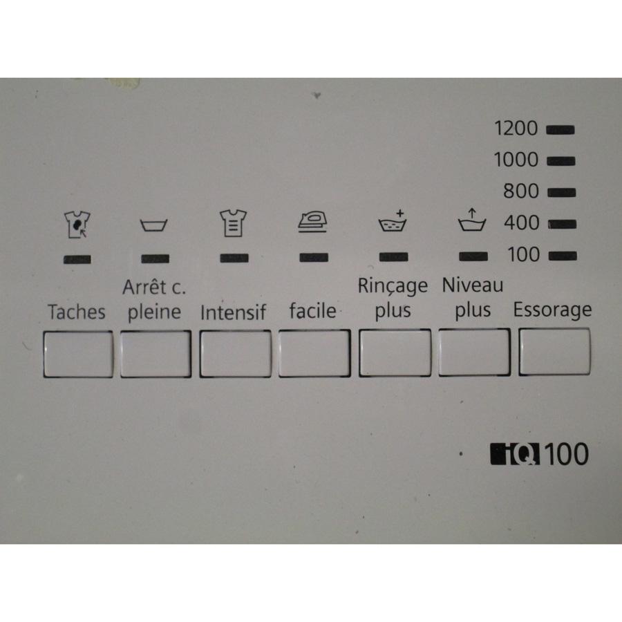 Siemens WP12R155FF iQ100 (*24*) - Touches d'option