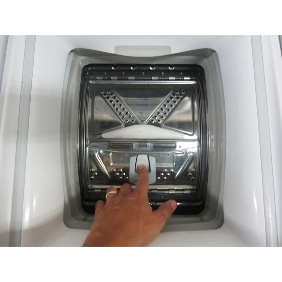 Siemens WP12R155FF iQ100 (*24*) - Bouton d'ouverture des portillons