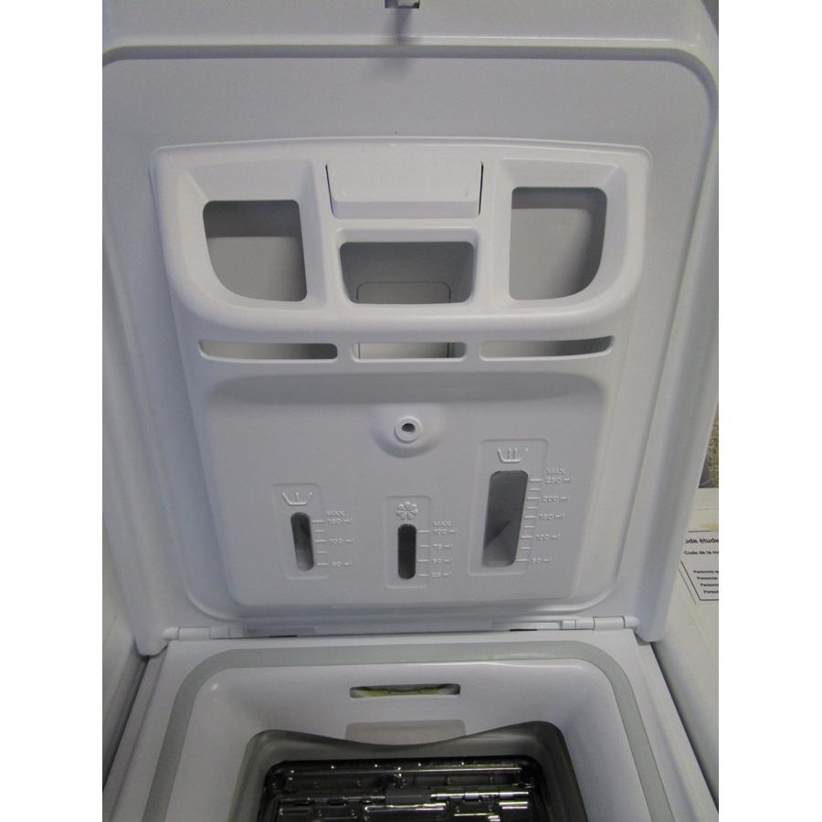 Siemens WP12T287FF - Compartiments à produits lessiviels