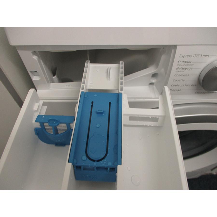 Siemens WU14UT09FF - Retrait du bac à produit