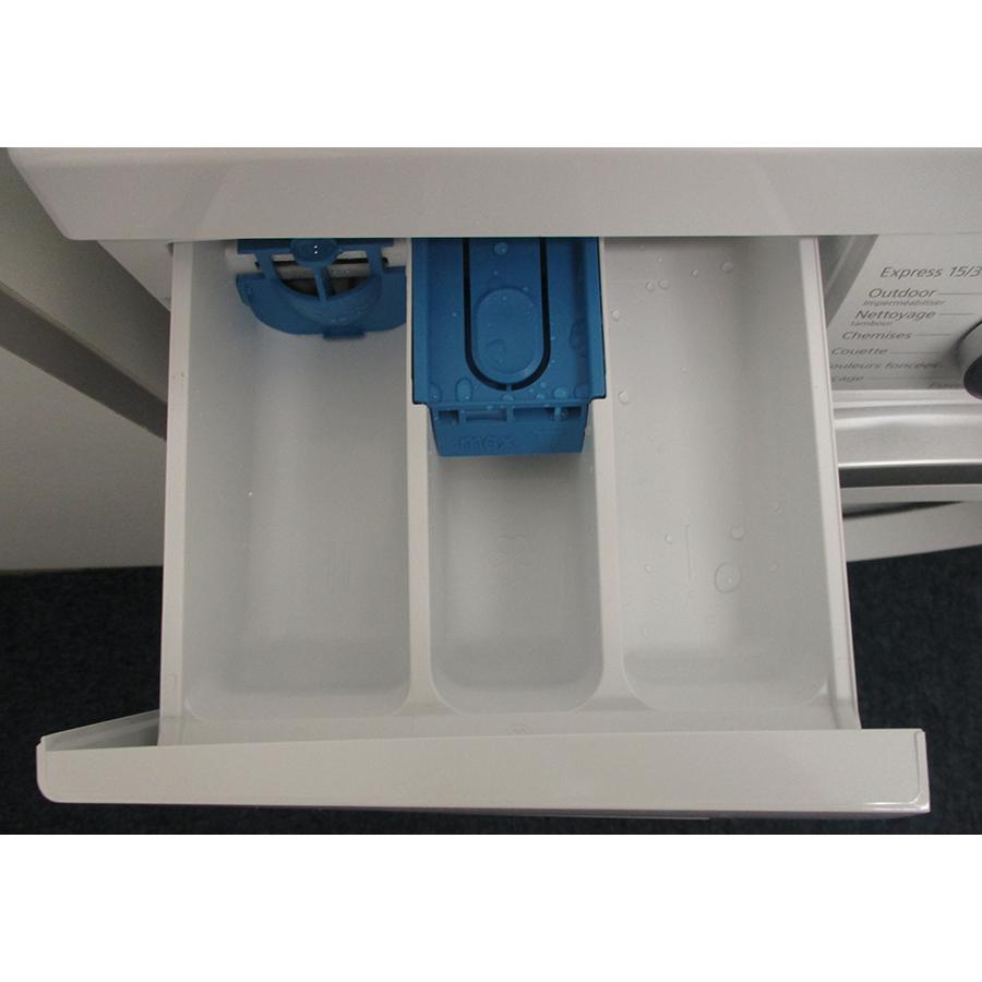 Siemens WU14UT09FF - Compartiments à produits lessiviels