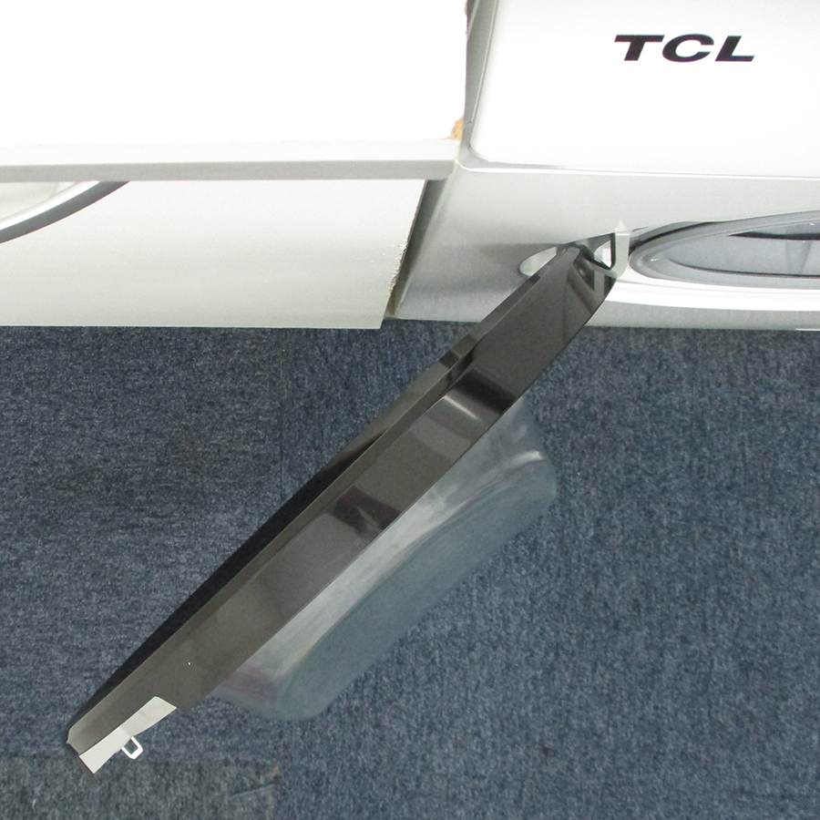 TCL FF0612WF0FR - Angle d'ouverture de la porte