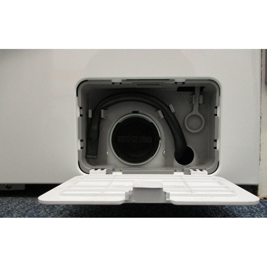 TCL FF0612WF0FR - Bouchon du filtre de vidange