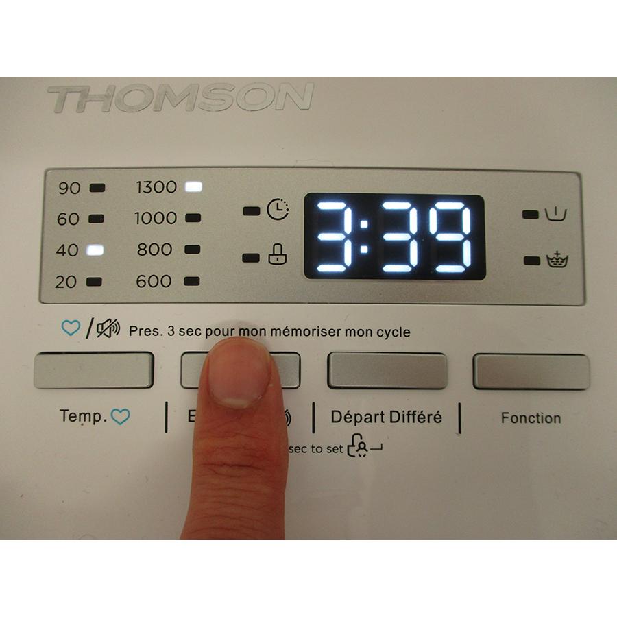 Thomson (Darty) TOP8130 - Touches d'option